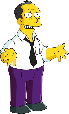 simpsons gil
