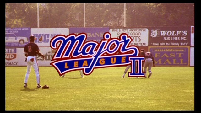The Definitive Top 25 Sports Movies of the 1990s: 23) Major League II